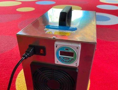 Nový generátor ozonu